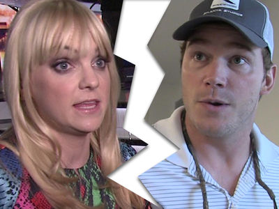 Anna Faris and Chris Pratt Separating After 8 Years of Marriage