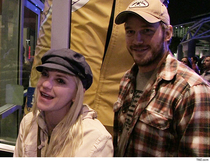 Chris Pratt, Anna Faris Split Triggered by Family, More Kids and Hollywood