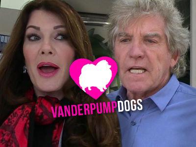 Lisa Vanderpump & Husband Sued for Alleged Assault On Dog Rescue Exec