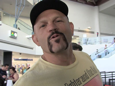 Chuck Liddell Says He'd Smash Chael Sonnen in Rumored Comeback Fight