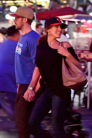 Ryan Gosling and Eva Mendes -- The Disney Date