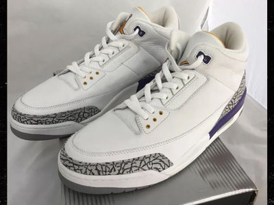 Kobe Bryant's Extremely Rare Air Jordan 3s Sell For $30,000