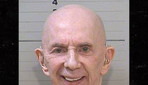 Phil Spector's New Prison Mug Shot Released, Now Totally Bald with Hearing Aids