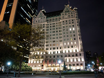 Plaza Hotel in NYC Sued for Allegations of Rape Culture