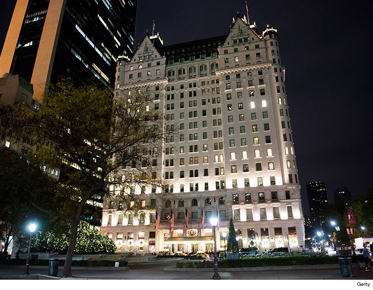 Harassment lawsuit filed against NY Plaza Hotel
