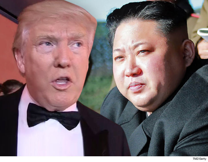 Donald Trump just warned North Korea... he's not only renovating the White House air conditioning system he's doing the same to our nuclear arsenal