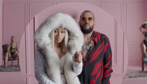 Blac Chyna Stars in Belly's Music Video for 'Power of P***y'