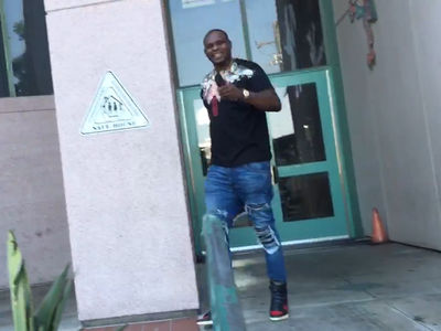 Zach Randolph Arrested for Weed In L.A., 2 Pounds Of Pot (UPDATE)