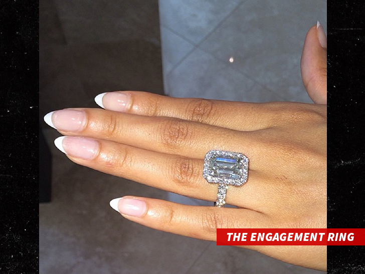 legally lozada is obligated to give the ring back since an engagement ring is considered a conditional gift in california the condition being she has - Million Dollar Wedding Ring