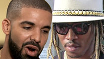 Drake & Future Sued For $25 MIL By Woman Who Claims She Was Raped At Concert