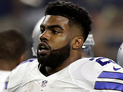 Ezekiel Elliott Attacked Girlfriend 3 Times, NFL Says