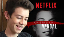 Actor Griffin Gluck Hauls in $60k for Role on 'American Vandal'