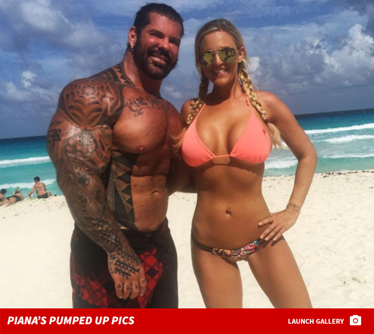 Bodybuilder Rich Piana Alive Amp Fighting After Medical