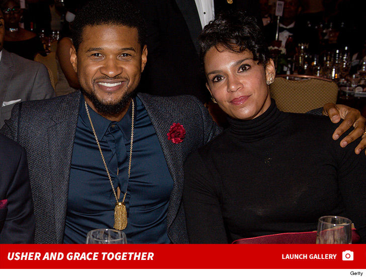 Are chester and grace dating usher. Dating for one night.