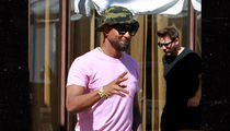 Usher Out in West Hollywood Amid Herpes Allegations