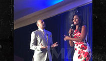 Omarosa Blows Up At NABJ Conference Over Dig At Trump