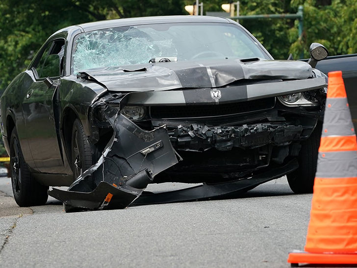 Driver Who Plowed Into Charlottesville Counterprotesters Booked on Suspicion of Murder