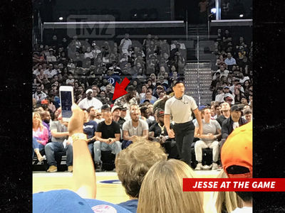 Jesse Williams Sits for National Anthem at BIG3 Game After Charlottesville Attack