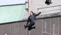 Tom Cruise Broke His Ankle During Stunt Gone Wrong on 'Mission Impossible 6'