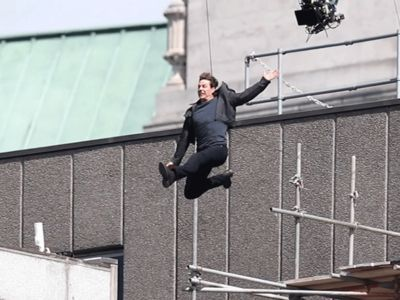 Tom Cruise Injured in 'Mission Impossible 6' Stunt