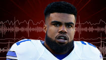 Ezekiel Elliott Accuser to Cops: 'He Busted the Side of my Jaw,' RB Claims She's Lying