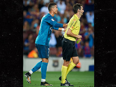 Cristiano Ronaldo Gets 5 Game Ban for Pushing Ref