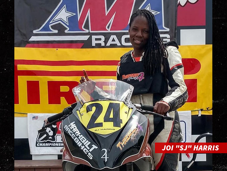 'Deadpool 2' Dead Stuntwoman Identified as a Professional Motorcycle Racer