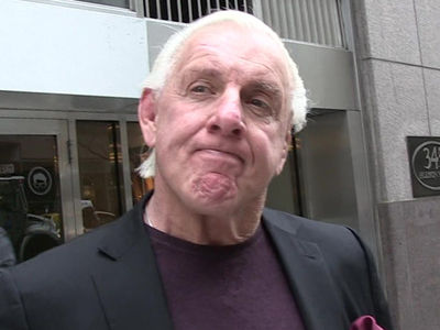 Ric Flair Hospitalized, 'We Need Your Prayers'