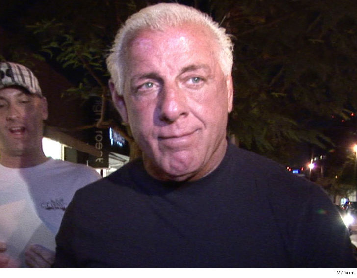 Update on WWE Hall of Famer Ric Flair's health