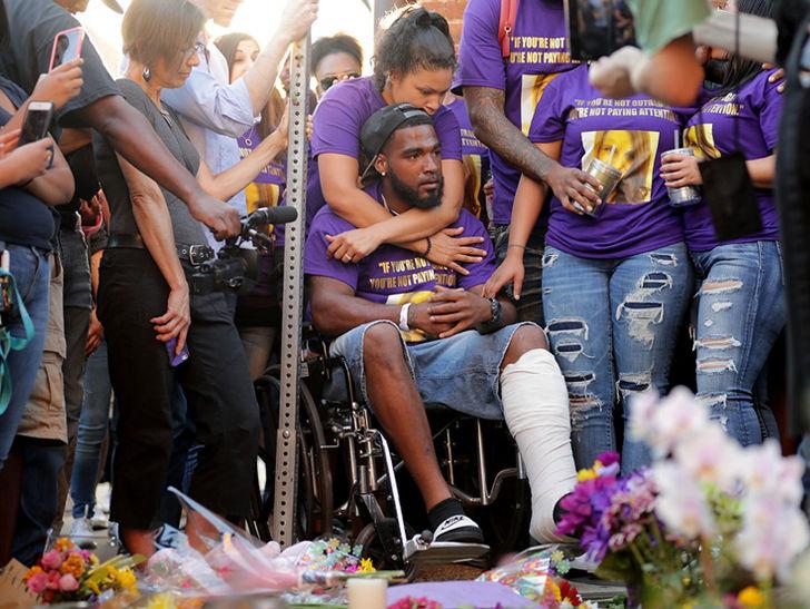 Charlottesville Victims Return To Scene Of Crime For Memorial