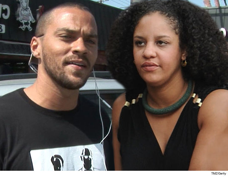 Jesse Williams's Wife Is Demanding Sole Custody of Their Children