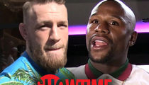 Showtime Declares War On Mayweather vs. McGregor Pirates