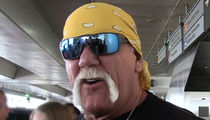 Hulk Hogan Praying for Ric Flair, 'It's Time to Kick Out, Brother'