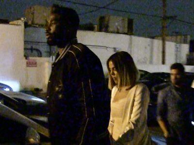 Khloe Kardashian, Tristan Thompson and Blac Chyna Hit Up Same Strip Club