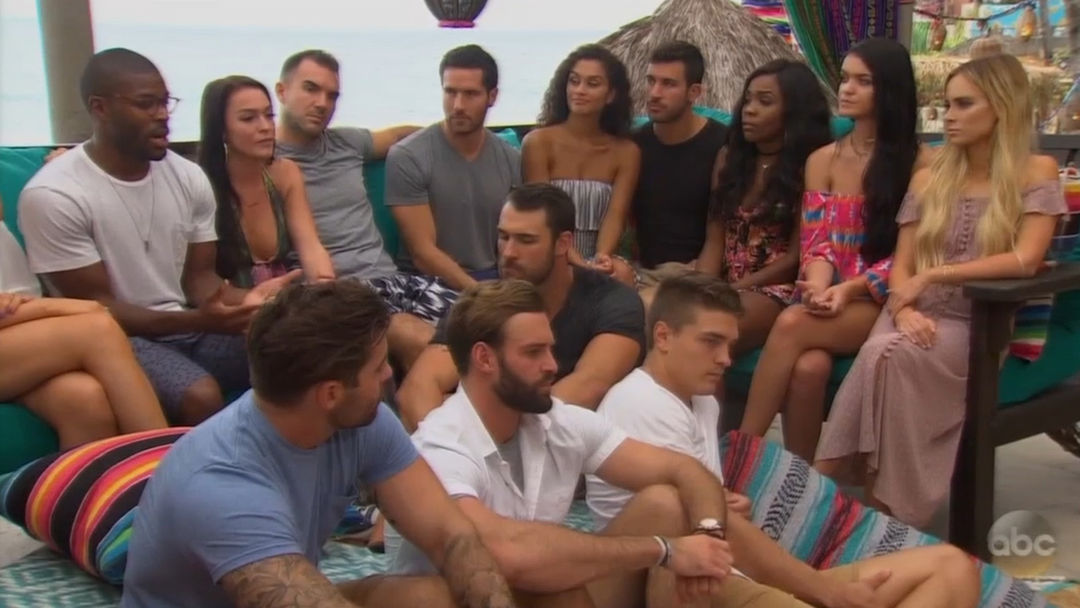 Who Is Hookup From Bachelor Pad 3