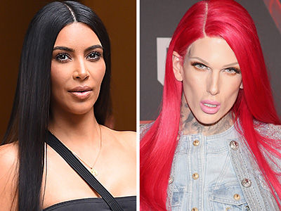 Kim Kardashian SLAMMED for Defending 'Racist' YouTuber Jeffree Star