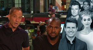 TMZ Live: Tom Cruise: Injured During Stunt