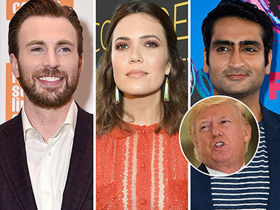 Celebrities Are LIVID At Donald Trump's Latest Remarks About Charlottesville Protests