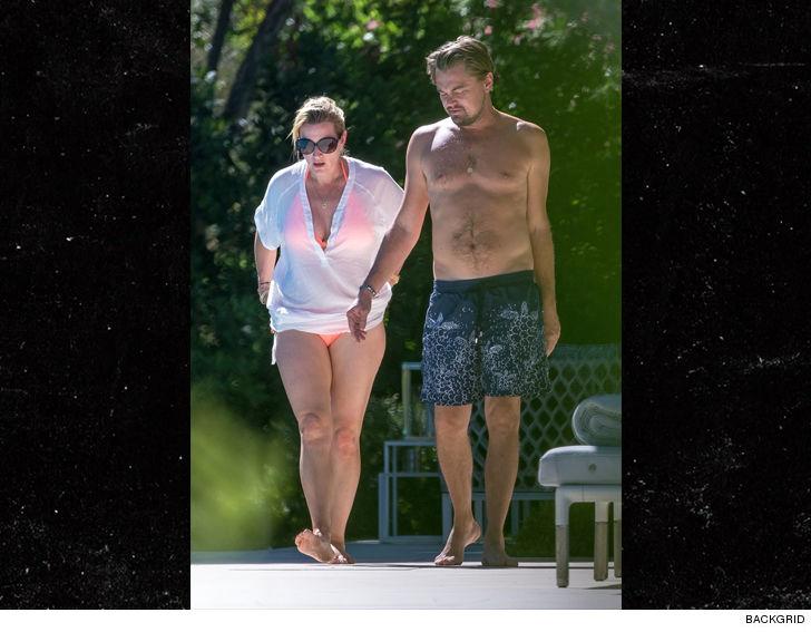 Leonardo DiCaprio: Con Kate Winslet a Saint-Tropez, un'amicizia senza fine