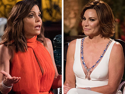 'RHONY' Reunion Puts Luann in Hot Seat Over Tom's Cheating