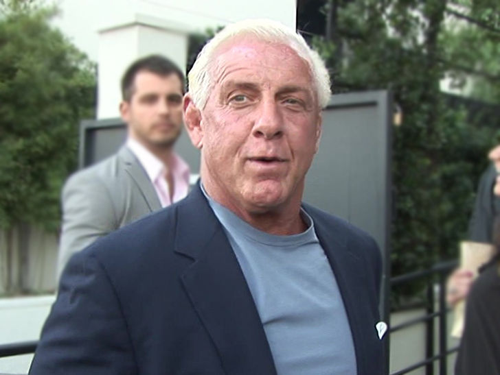 Ric Flair's Fiancee: 'Multiple Organ Problems,' Condition Critical
