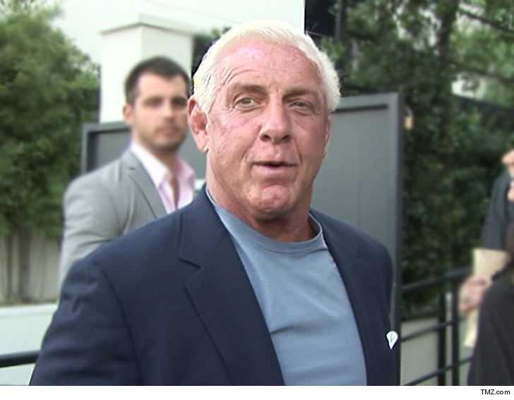 Wrestler Ric Flair has 'multiple organ problems,' in critical condition, family says