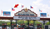Six Flags Over Texas, No Plans to Remove Confederate Flag After Charlottesville Attack