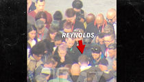 Ryan Reynolds Leads 'Deadpool 2' Crew in Moment of Silence Stuntwoman Killed