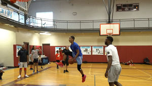 NBA's Emmanuel Mudiay Challenges 8th Grader to 1-on-1, Kid Drains 5 Straight 3's!!