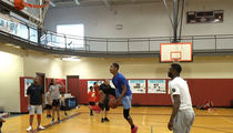 NBA's Emmanuel Mudiay Challenges 8th Grader to 1-on-1, Kid Drains 5 Straight 3s!!