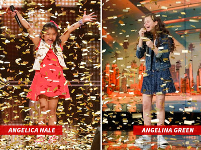 'America's Got Talent' Golden Buzzer Singers Could Bank $1 Million off Records