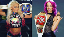 Alexa Bliss vs. Sasha Banks ... Who'd You Rather?! (SummerSlam 2017 Edition)
