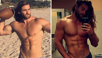 26 Shredded Pics of Brock O'Hurn To Celebrate the Birthday Babe!