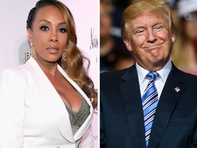 Vivica A. Fox RIPS INTO Donald Trump Over Charlottesville -- 'He's Not Qualified' to be POTUS!